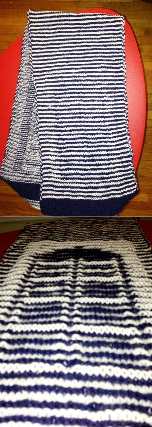scarf design nerdgasm doctor who illusion - 7039560960