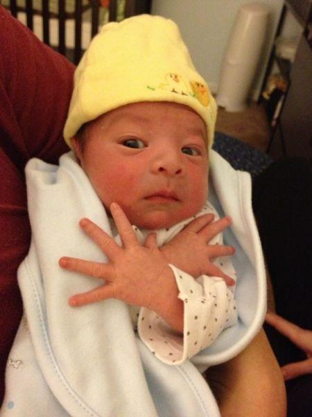westside gang signs gangster baby