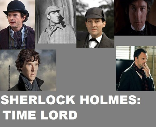Time lord,Sherlock,wholockian