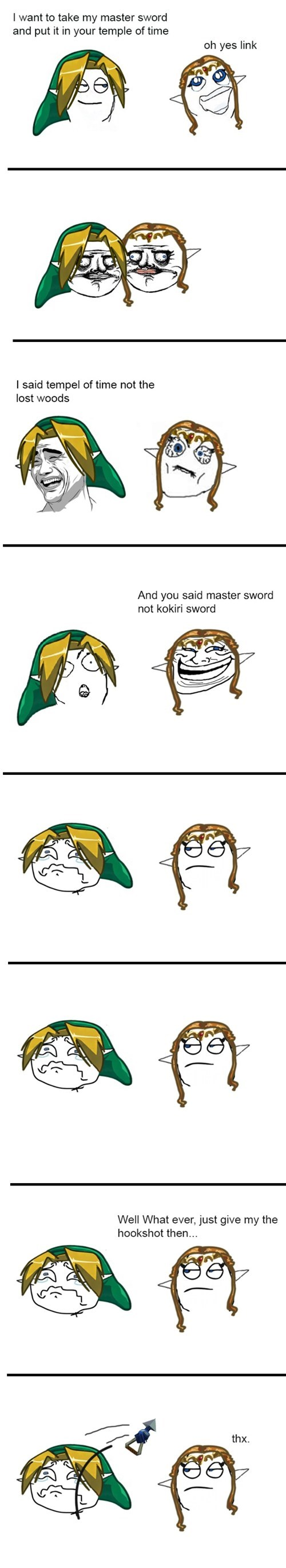 link,zelda,wordplay