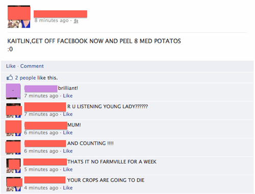 THEN HOW ARE WE GOING TO GET MORE POTATOS?