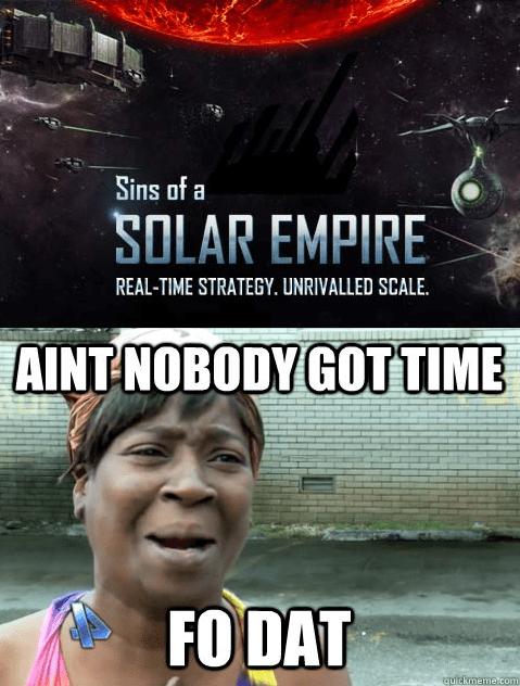 sins of a solar empire Memes strategy - 7040650752