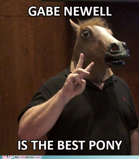 valve gabe newell horse mask 3333333333333333333 - 7040800000