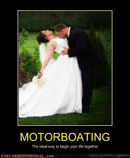 private motorboat weird