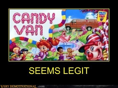 games candyland van seems legit - 7041258496