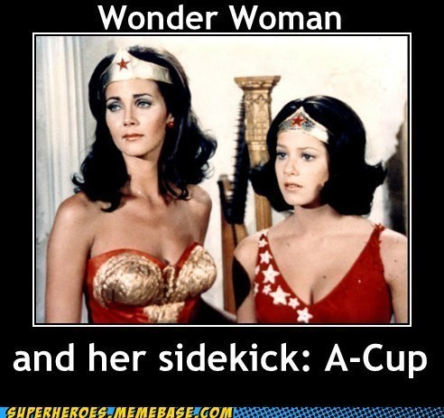 Sexy Ladies wtf side kick wonder woman - 7041264640
