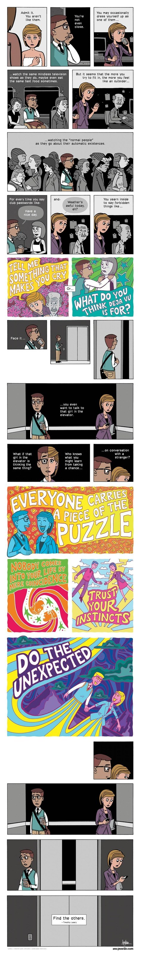 hello,comics,inspirational,zen pencils,dating fails,g rated