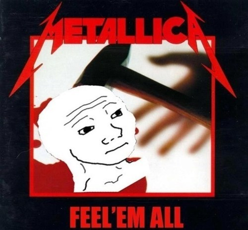 metallica feels kill-em-all - 7041440512