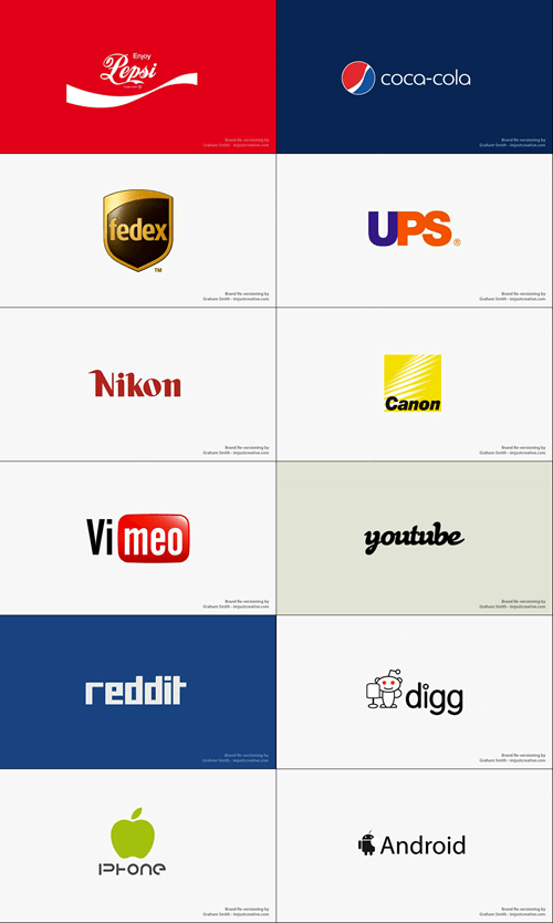 businesses logos switched confused - 7041549312