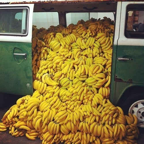 math problem,banana,van