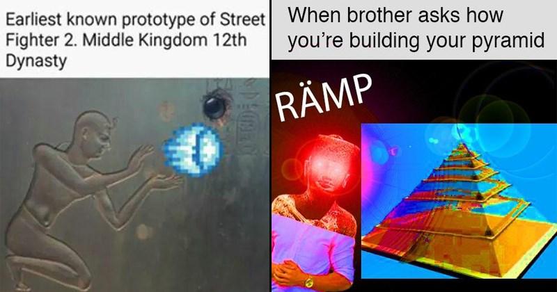 Ancient History Memes