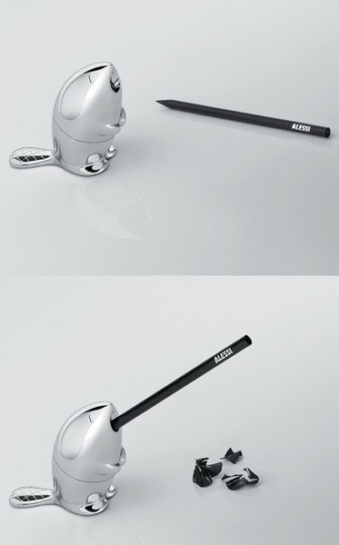 pencil sharpener beaver design cute g rated win - 7042004736