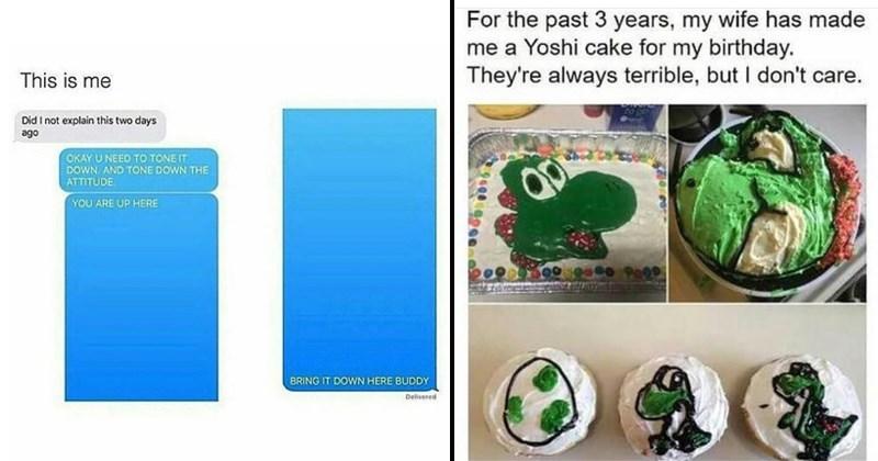 funny and stupid memes, yoshi birthday cake