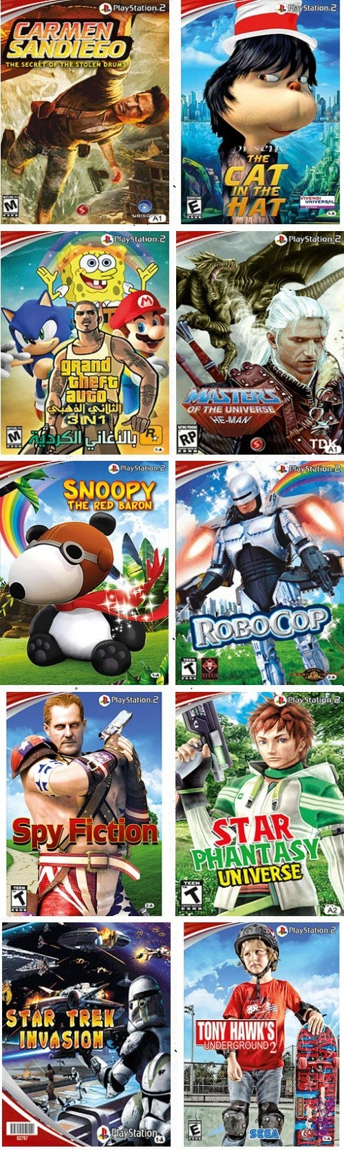 syria,FAIL,game covers,video games,knockoff