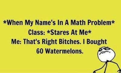 class melons math name - 7042292480
