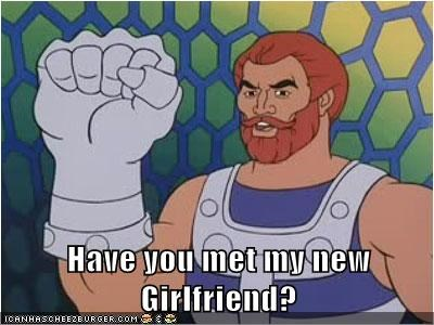 he man,girlfriend,man-at-arms,hand
