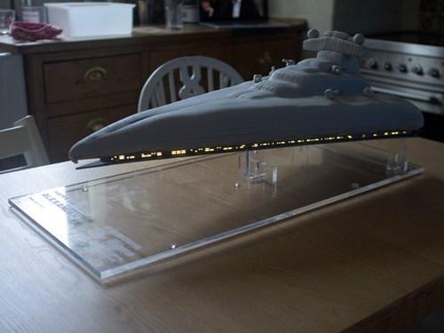 cake star destroyer star wars design nerdgasm g rated win - 7042464512