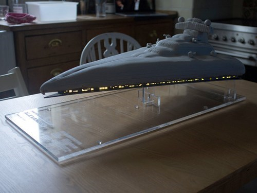 cake star destroyer star wars design nerdgasm g rated win - 7042464512