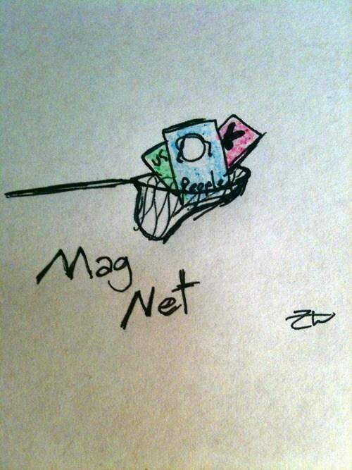 net magnet literalism mag magazine - 7042503936