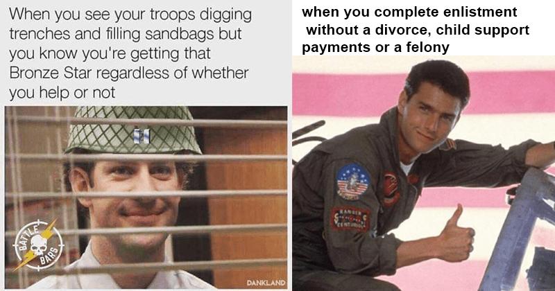 Military memes.