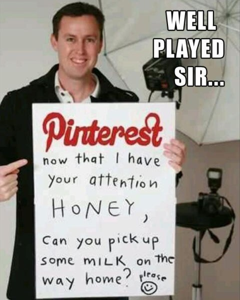 pinterest well played wife social media - 7043464448