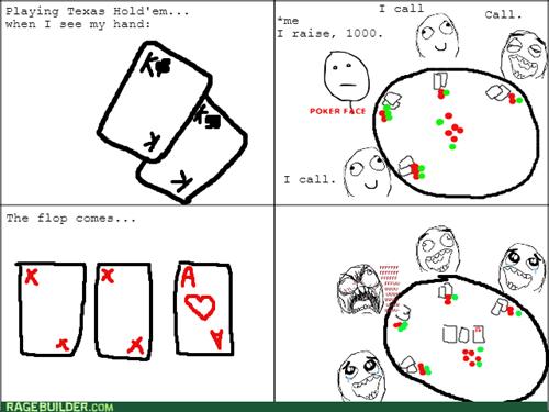 texas-hold-em poker poker face - 7043804928