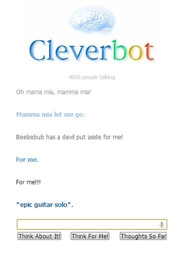 queen,bohemian rhapsody,Cleverbot