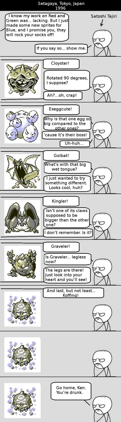 Pokémon,meth,design,classic