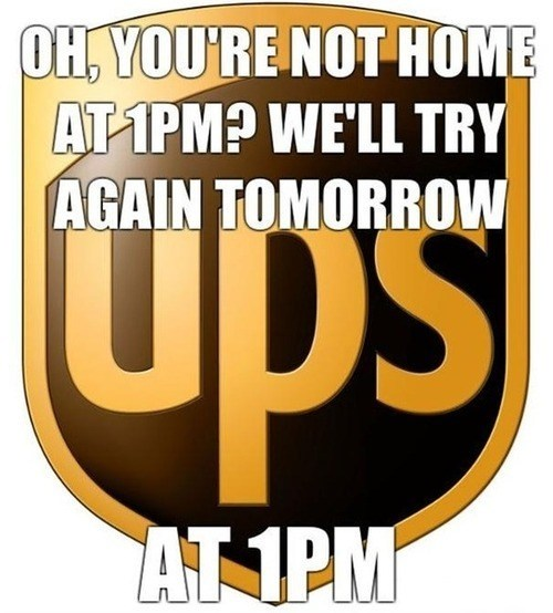 time,UPS,delivery
