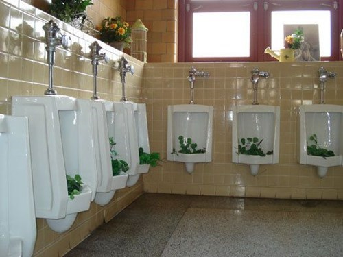 garden bathroom all natural - 7044311552