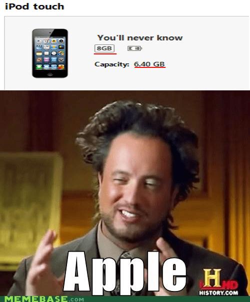 ipod apple space - 7044484864