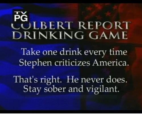 sober colbert vigilant america drinking games - 7044569600