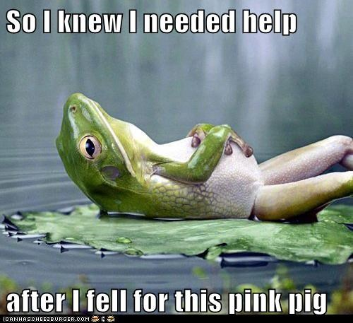 kermit the frog frogs love therapy muppets - 7044709888