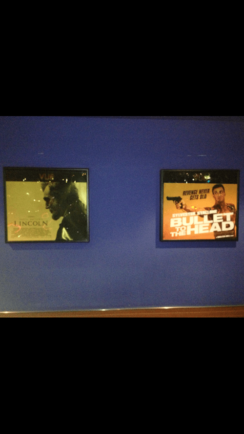 abraham lincoln poster theater juxtaposition - 7044718592