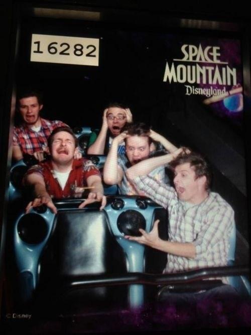 disney roller coasters empty seat - 7044721408