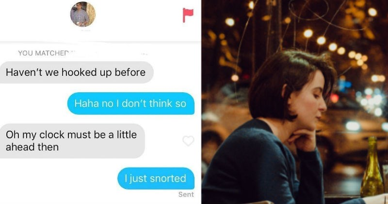 funny tinder convos