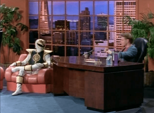 Talk shows in the 90's were rad.