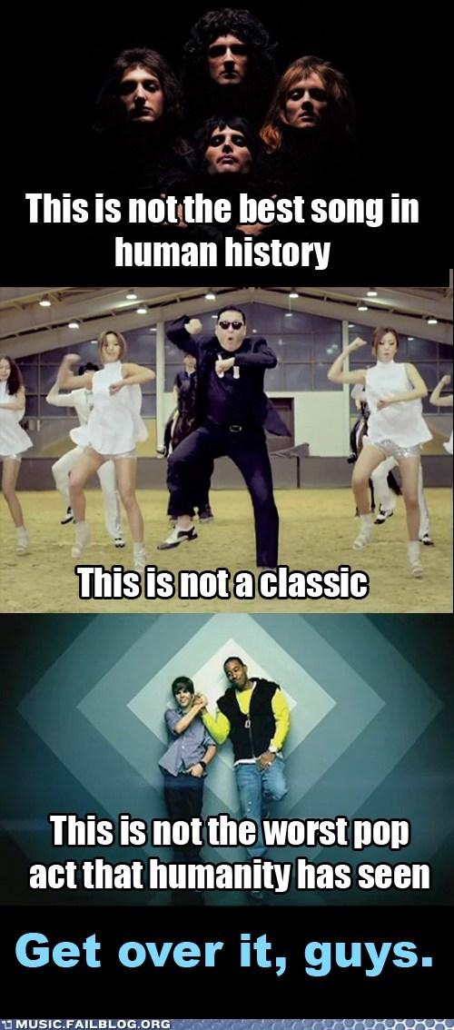 queen gangnam style justin bieber - 7046114816