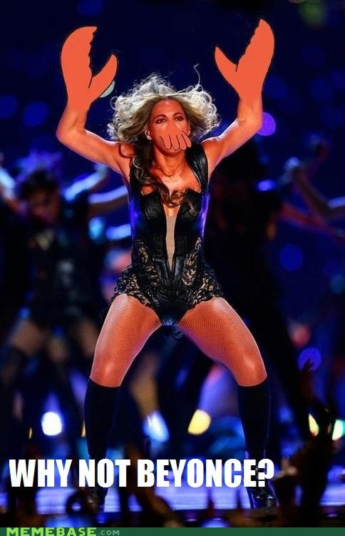 beyoncé,super bowl,why not zoidberg,unflattering beyonce