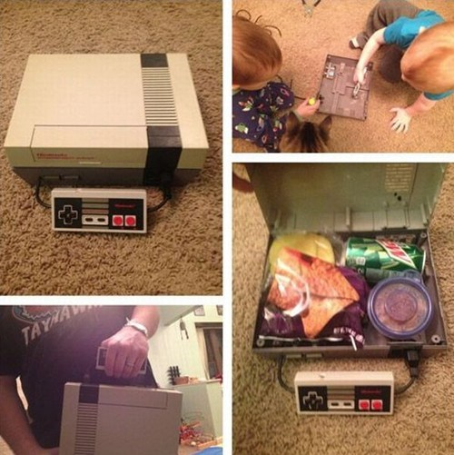 lunch box,instagram,nintendo