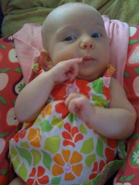 daww,dr-evil,cute baby