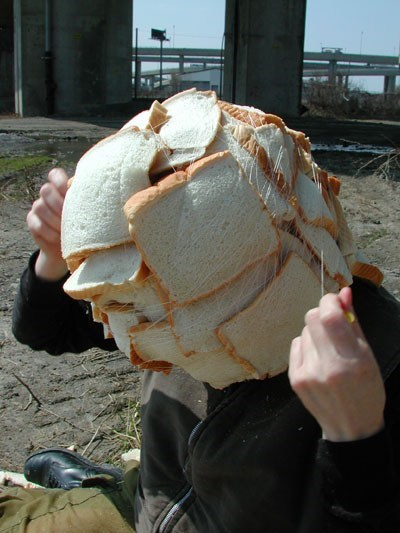 head sandwich bread - 7047101696