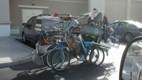 bicycle bizarre bike orlando - 7047172864