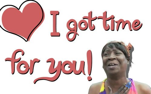 aint-nobody-got-time valentine sweet brown Valentines day - 7047282432