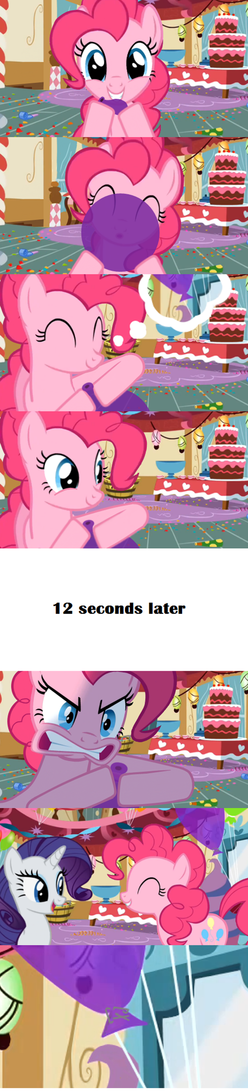 bolt of stone pinkie pie comic these are always fantastic stonie pie