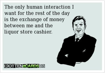 human interaction best friends rotten ecards liquor store - 7047694080