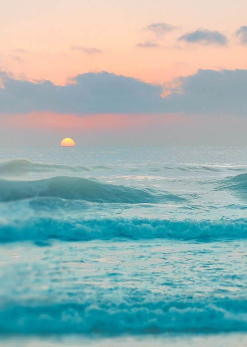 beach,landscape,pretty colors,sunset