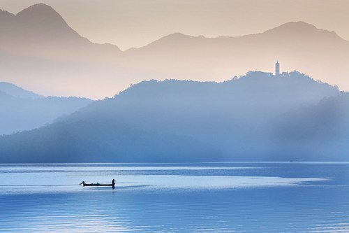 Taiwan,landscape,pretty colors,lake