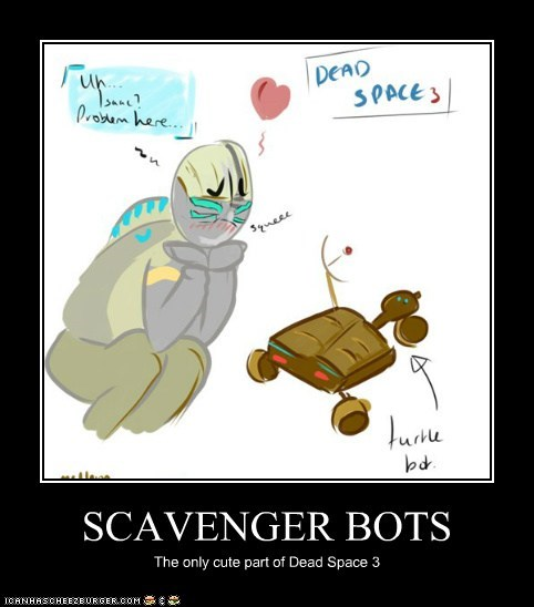 SCAVENGER BOTS