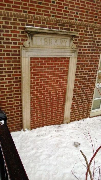 door design library building - 7048206080